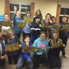 Savoy Youth Theatre rehearse The Jungle Book